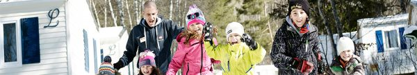 Week-end au ski à Montclar, Alpes de Haute Provence