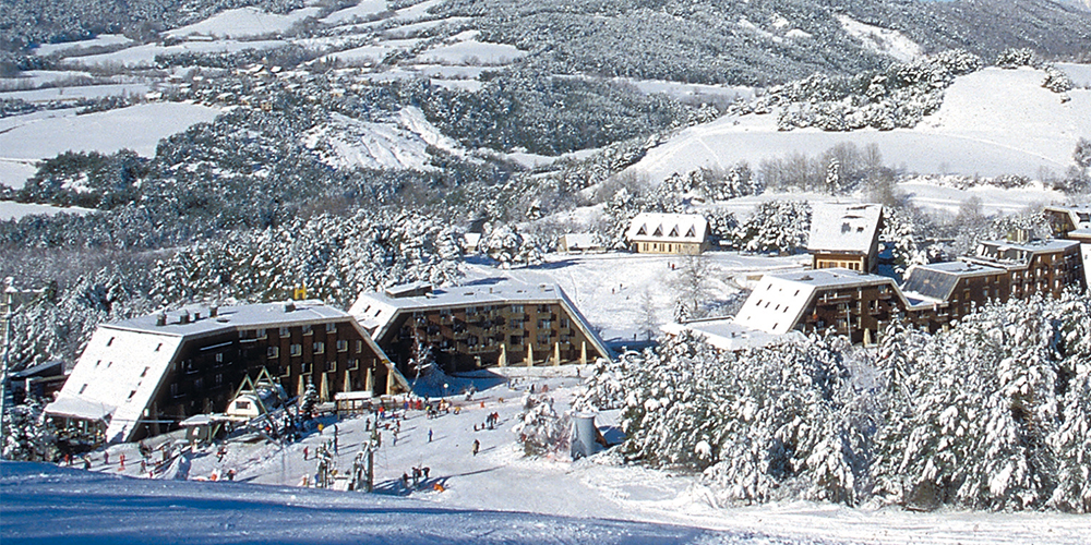 station montclar les 2 vallées alpes du sud