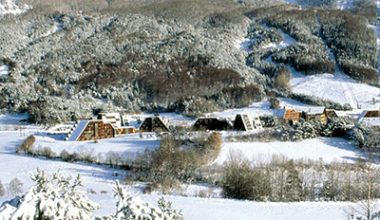 Domaine skiable station Montclar