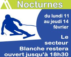50 km de pistes entre Ubaye et Serre Ponçon