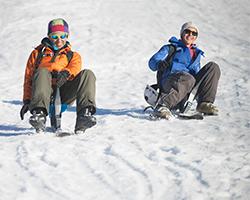 descente yooner station alpes sud montclar