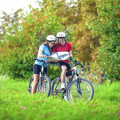 Bike Park VTT Montagne séjour été Montclar