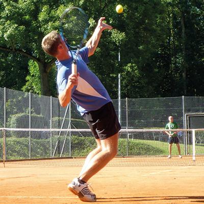 Tennis Montclar alpes de haute provence