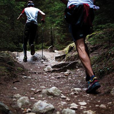 trail Montclar les 2 vallées alpes de haute provence