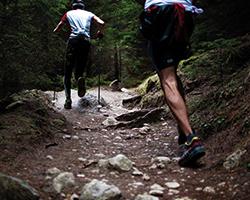 Trail de montclar les 2 vallées alpes de haute provence