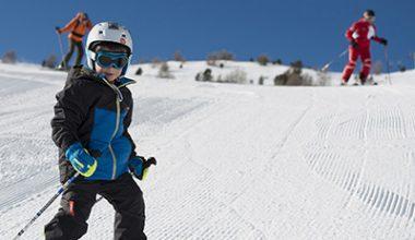 forfait saison ski station Montclar