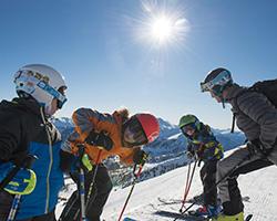 forfait de ski pas cher enfants, station montclar, ski alpes du sud
