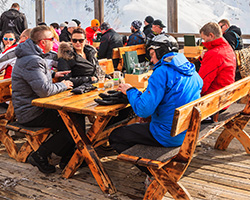 3 maitres restaurateurs station ski montclar, restaurant ski alpes du sud
