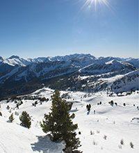 Montclar, station de ski pas cher alpes du sud