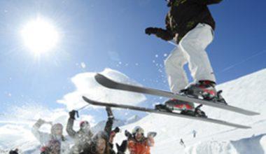 séjour ski pension complète station montclar