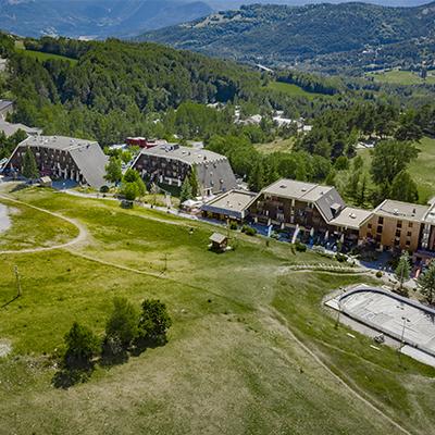 station montagne village, séjour montagne été alpes de haute provence