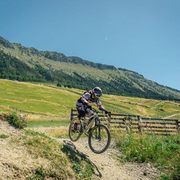 bike park montclar, vtt montclar, vtt en montagne, bike park alpes haute provence