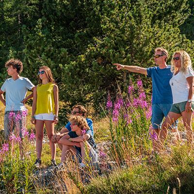 vacances famille montclar montagne alpes haute provence