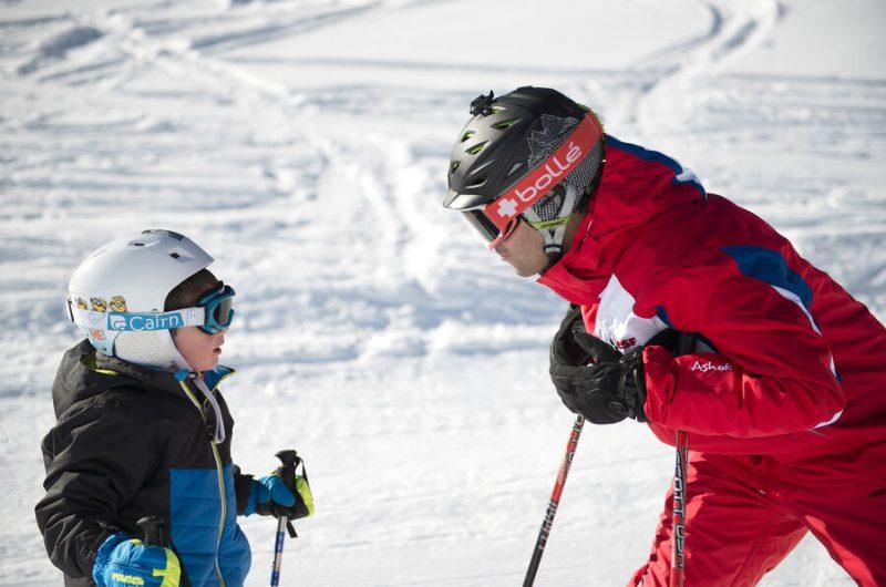 Cours_de_ski_ESF_Montclar