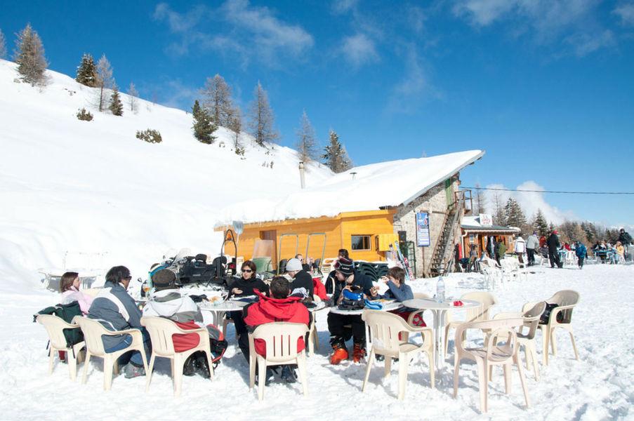 Restaurant d'altitude La Cabane du Lac