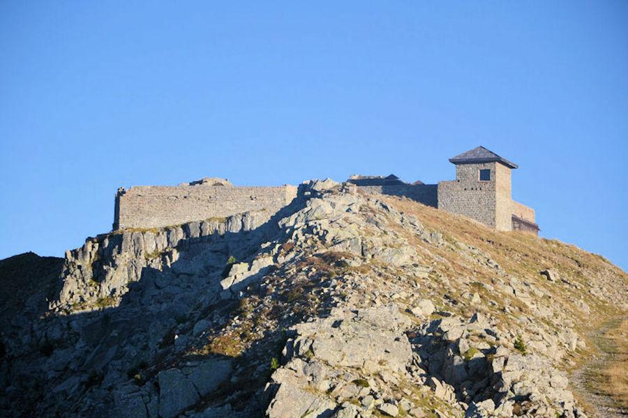 Restaurant d'altitude Le Fort de Dormillouse