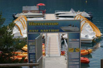 Base nautique -Snack- plage de Port Saint-Pierre
