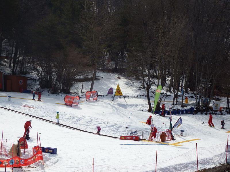 Jardin des neiges – Club Piou-Piou de Montclar