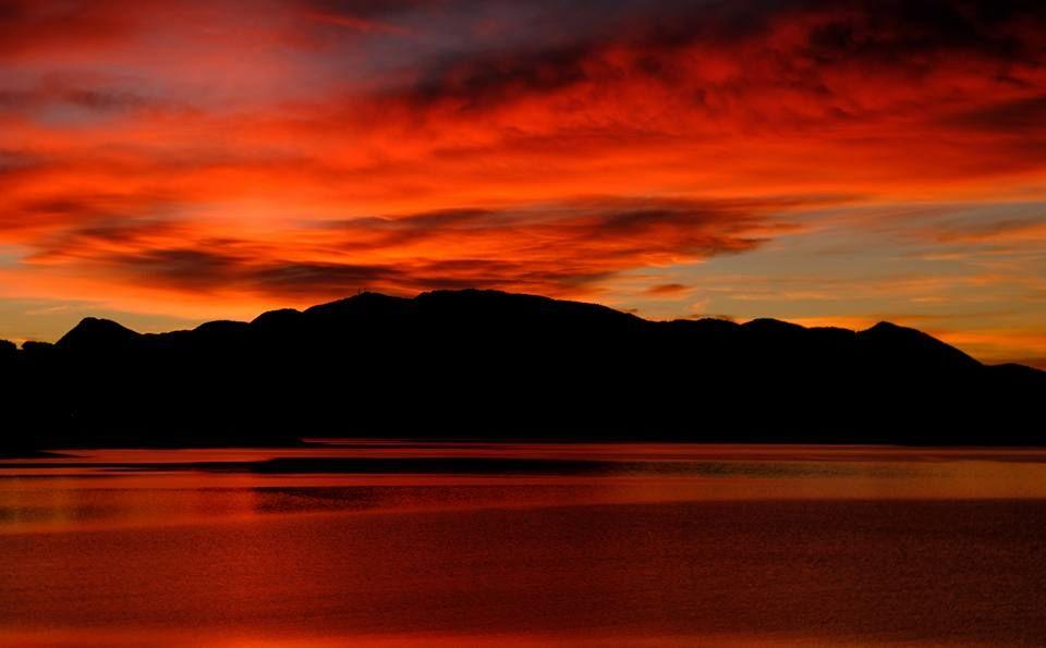 Rando nocturne accompagnée : «Coucher de soleil sur Serre-Ponçon»