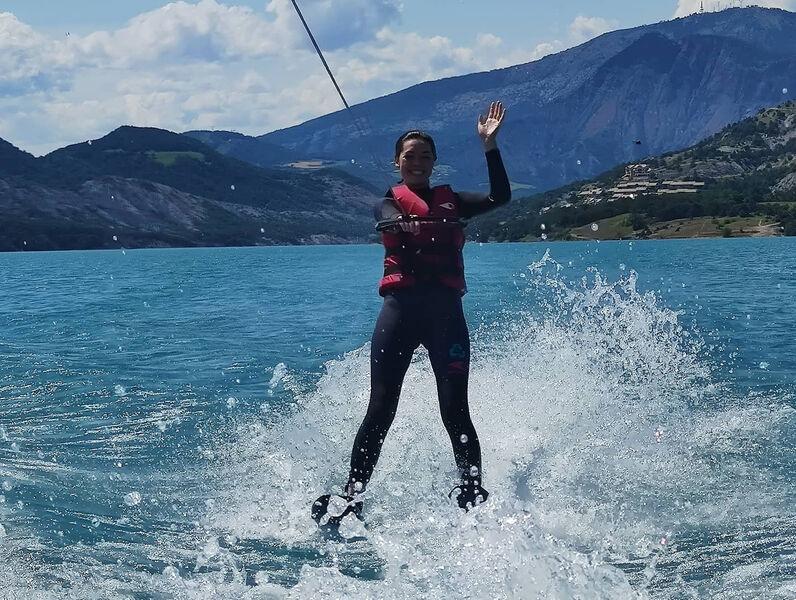 Génération Gliss' : Ski nautique