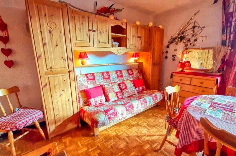 Appartement T1 Le Mélèze I