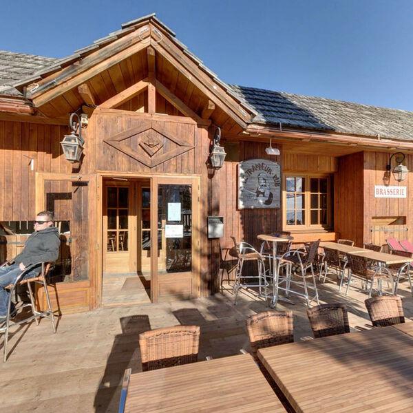 Restaurant Le Trappeur Pub