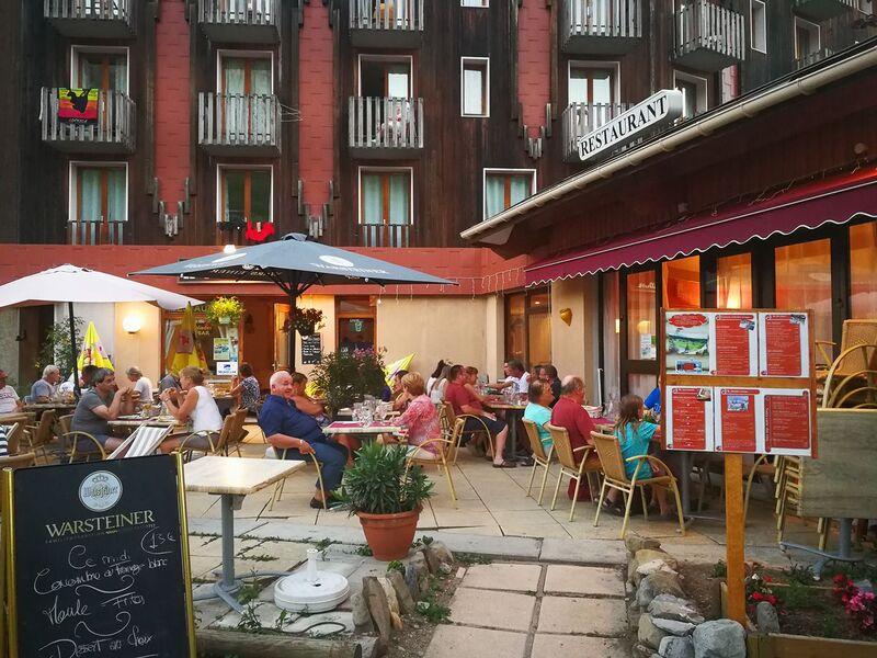 Hôtel-Restaurant Espace**