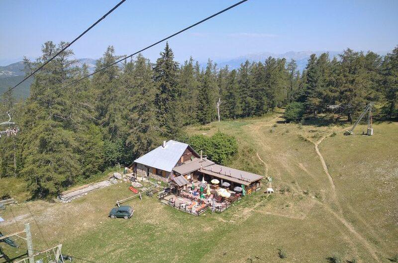 Restaurant d'altitude Les Clapeiries